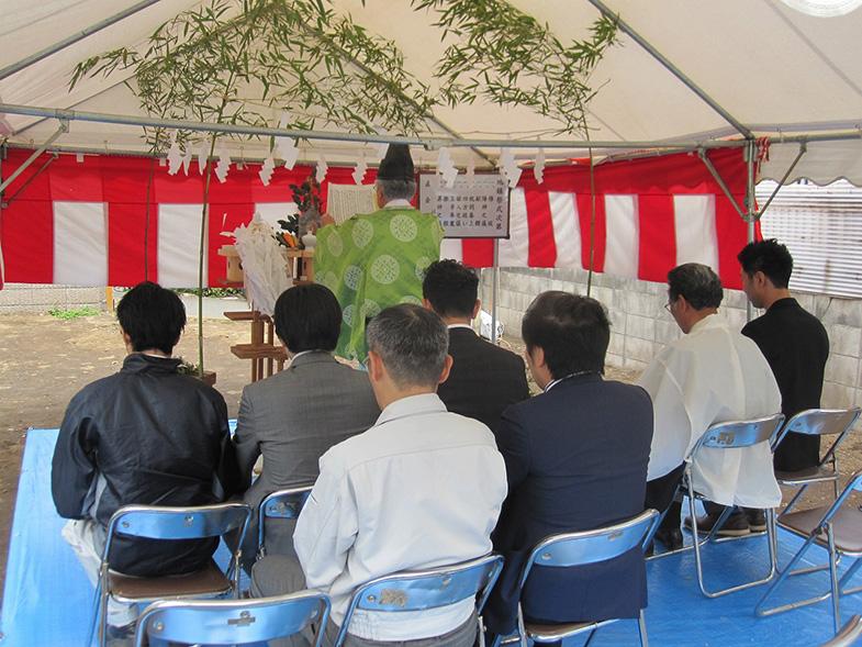 武蔵小山・不動産投資・マンション・地鎮祭