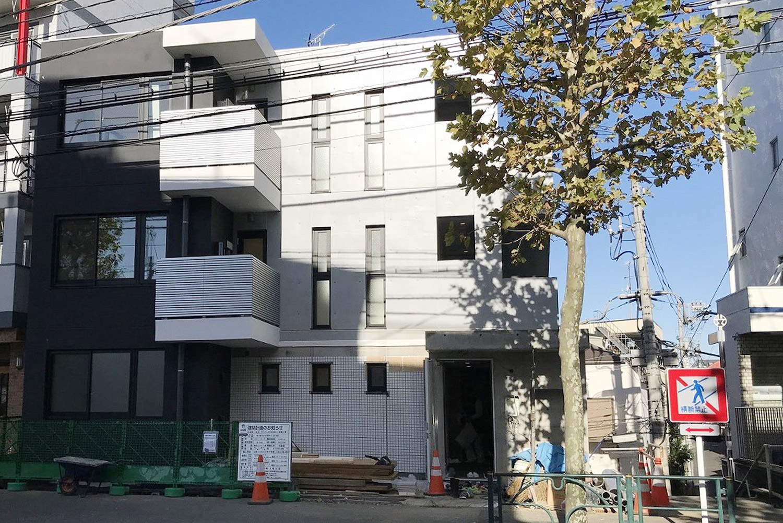 グランデュオ渋谷本町2